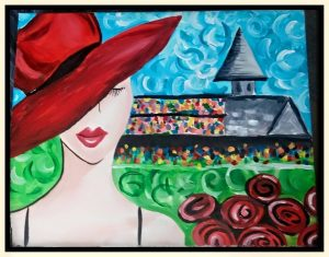 derby painting